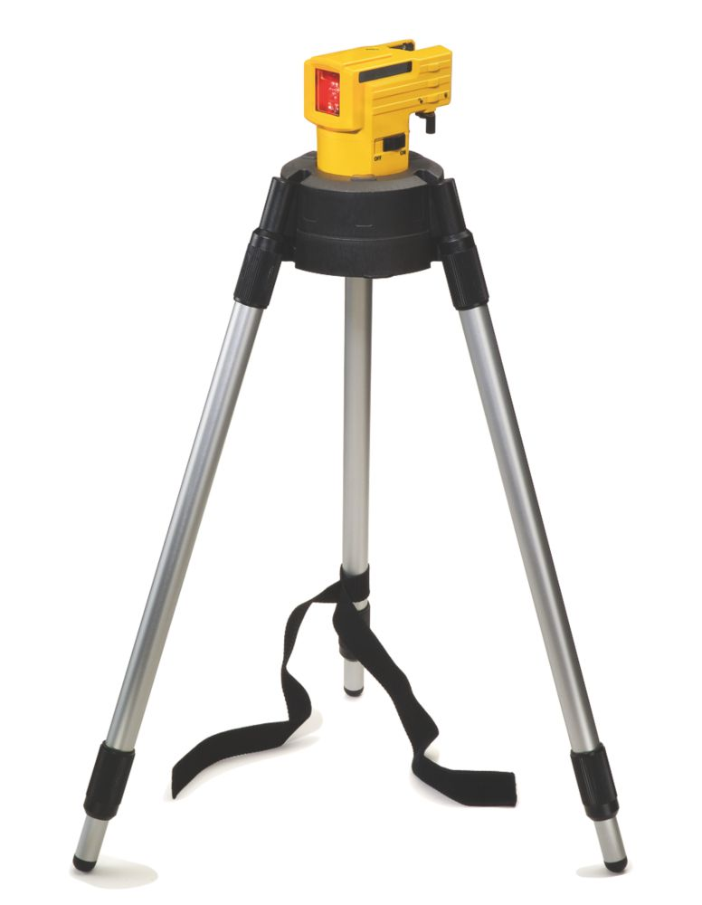 Stabila STB-LAX50 Red Self-Levelling Cross-Line Laser Level