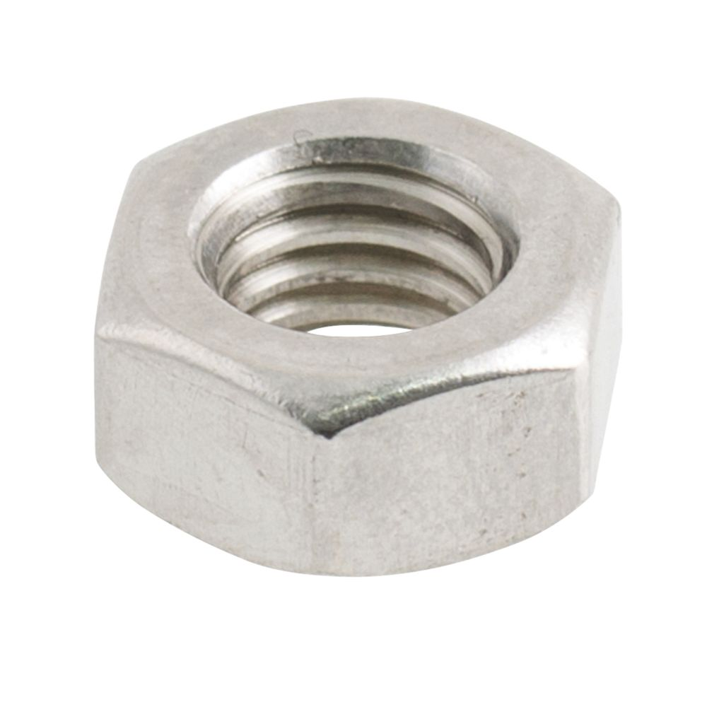 Easyfix A2 Stainless Steel Hex Nuts M5 100 Pack