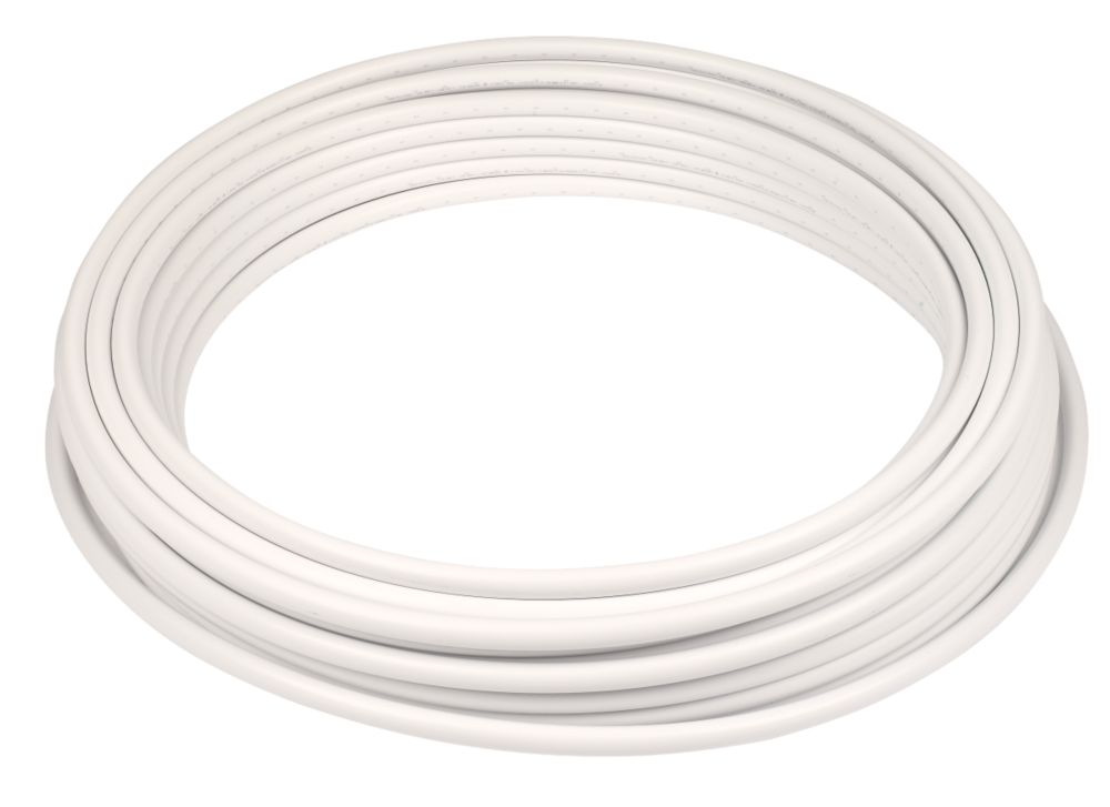 JG Speedfit 22BPB-50C Push-Fit Polybutylene Layflat Pipe 22mm x 50m