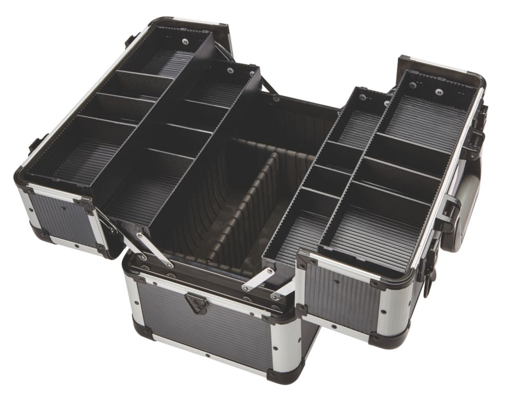 "Mac Allister  Cantilever Tool Organiser Case 14½"""