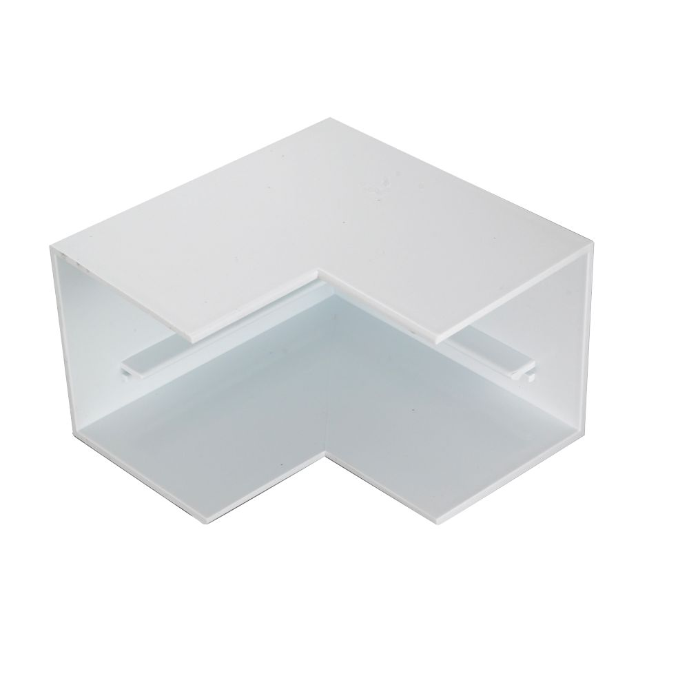 Tower  External Trunking Angle 50 x 50mm 2 Pack