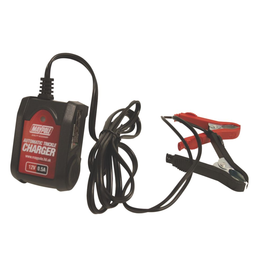 Maypole MP7402 0.5A Trickle Charger 12V