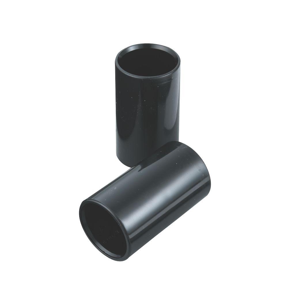 Tower Heavy Gauge Conduit Couplings 20mm 2 Pack