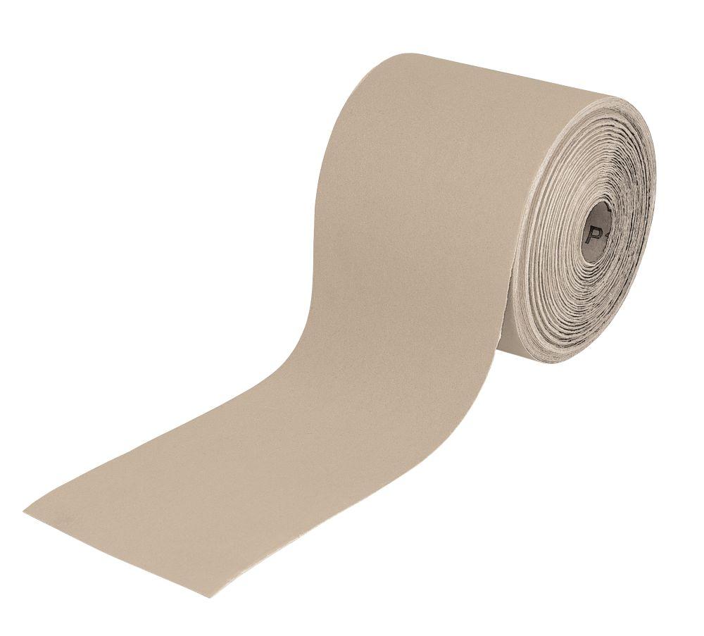Aluminium Oxide Sanding Roll Unpunched 5m x 115mm 60 Grit