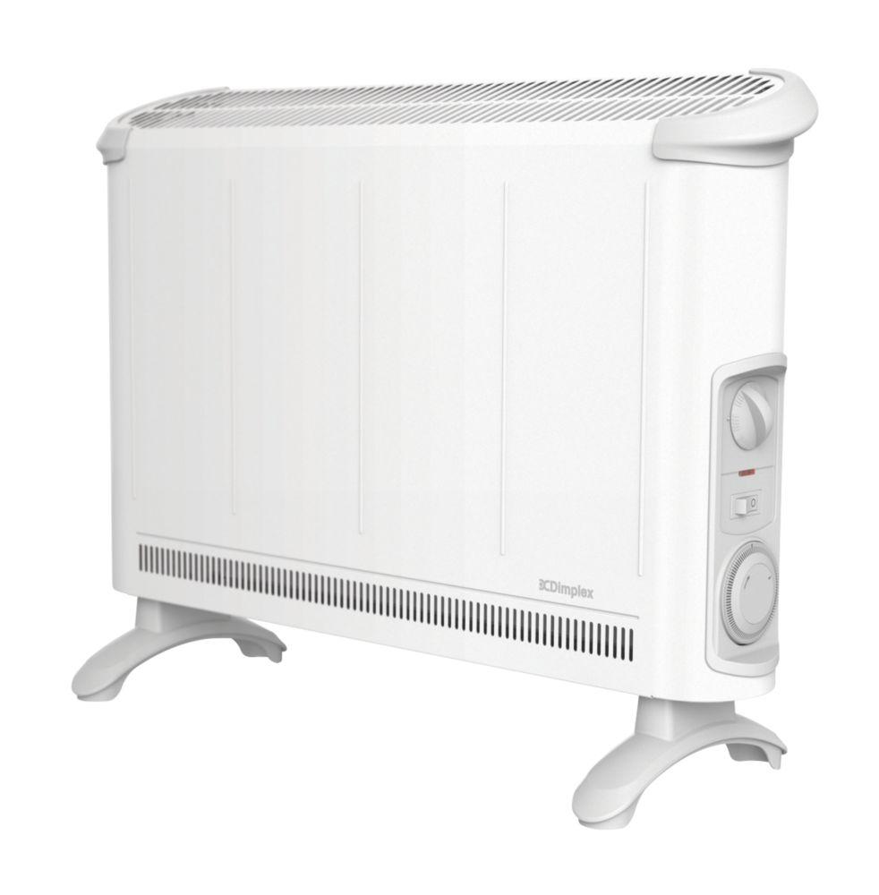 Dimplex 402TSTI Freestanding Convector Heater  2000W 610 x 440mm
