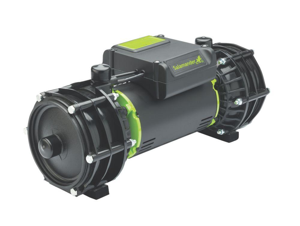 Salamander Pumps RP100PT Centrifugal Twin Shower Pump 3.0bar