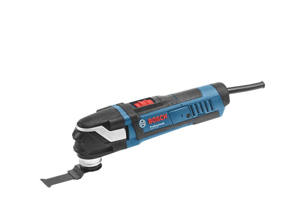 Bosch GOP 40-30 400W  Electric Multi-Cutter & 15 Accessories 230V
