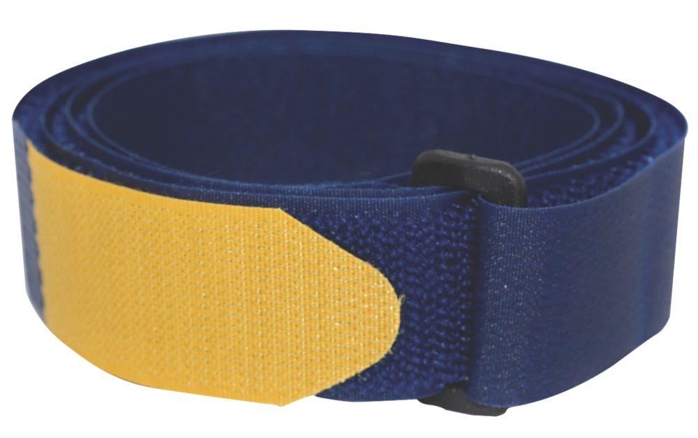 Velcro Brand  Blue Adjustable Strap 920mm x 25mm 2 Pack