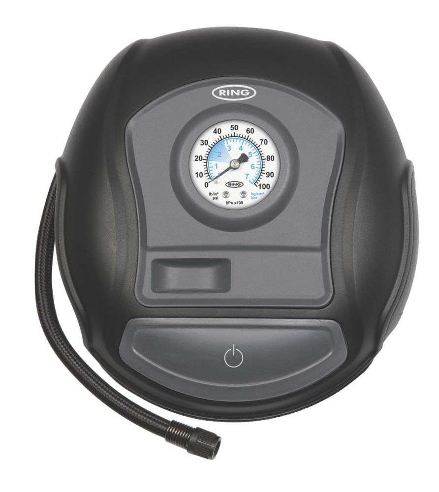 Ring RTC200 Analogue Tyre Inflator 12V
