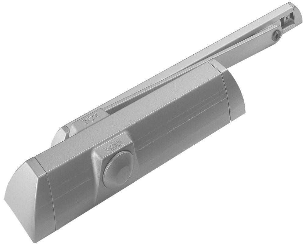 Dorma TS90 Overhead Door Closer Silver