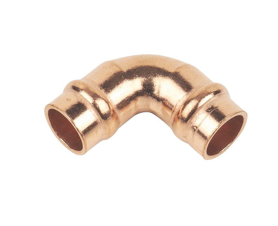 Solder Ring Equal 90° Elbows 8mm 2 Pack