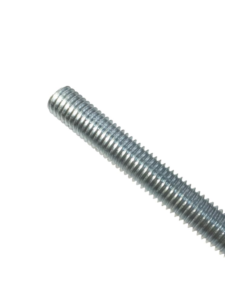 Easyfix A2 Stainless Steel Threaded Rods M6 x 1000mm 5 Pack