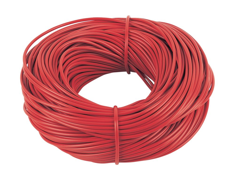 Red Sleeving 3mm x 100m