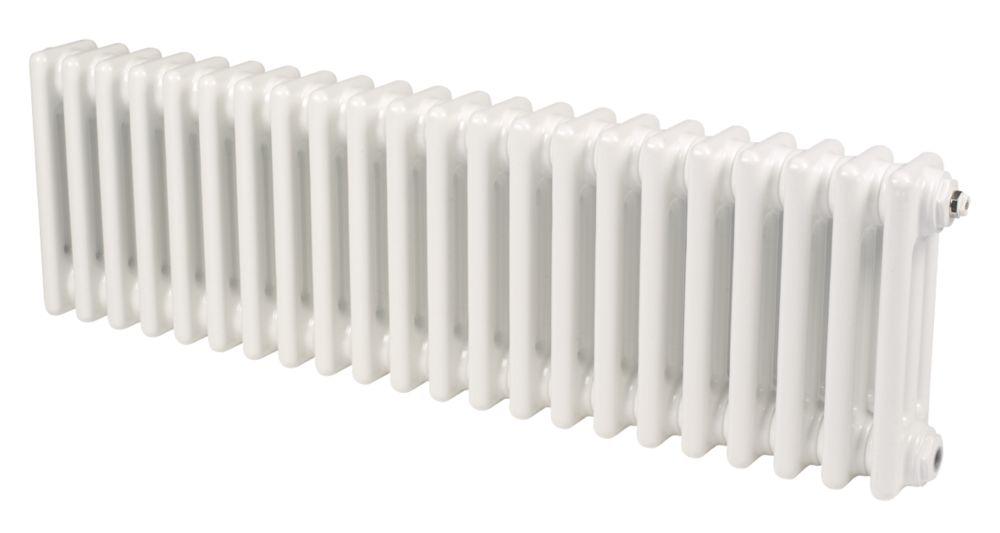 Acova  3-Column Horizontal Radiator 300 x 1042mm White 2404BTU