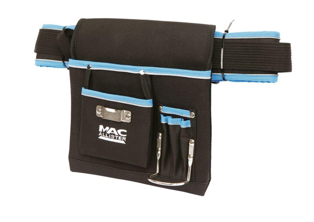 """Mac Allister  Tool Belt & Pouch 35-47"""""""