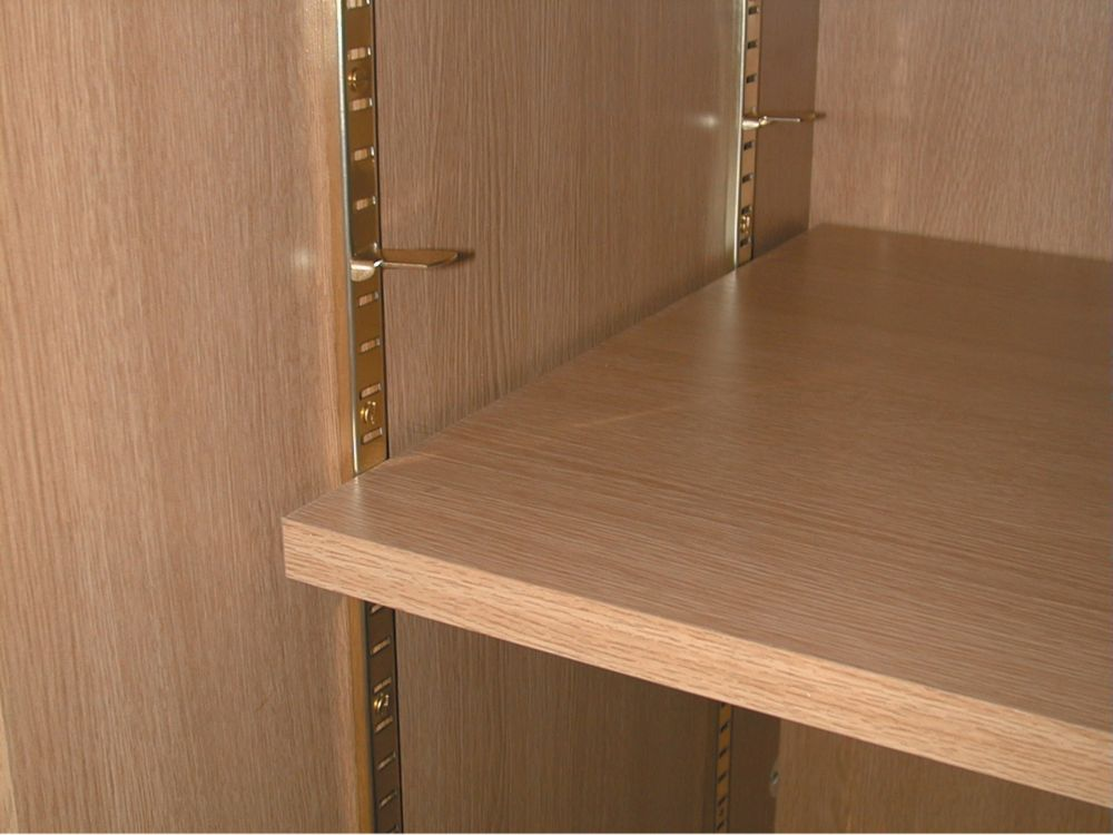 Bookcase Strips 980 x 16mm 10 Pack