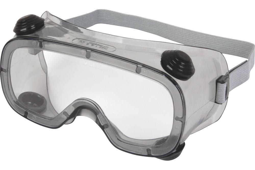 Delta Plus Ruiz 1 Indirect-Ventilated Safety Goggles