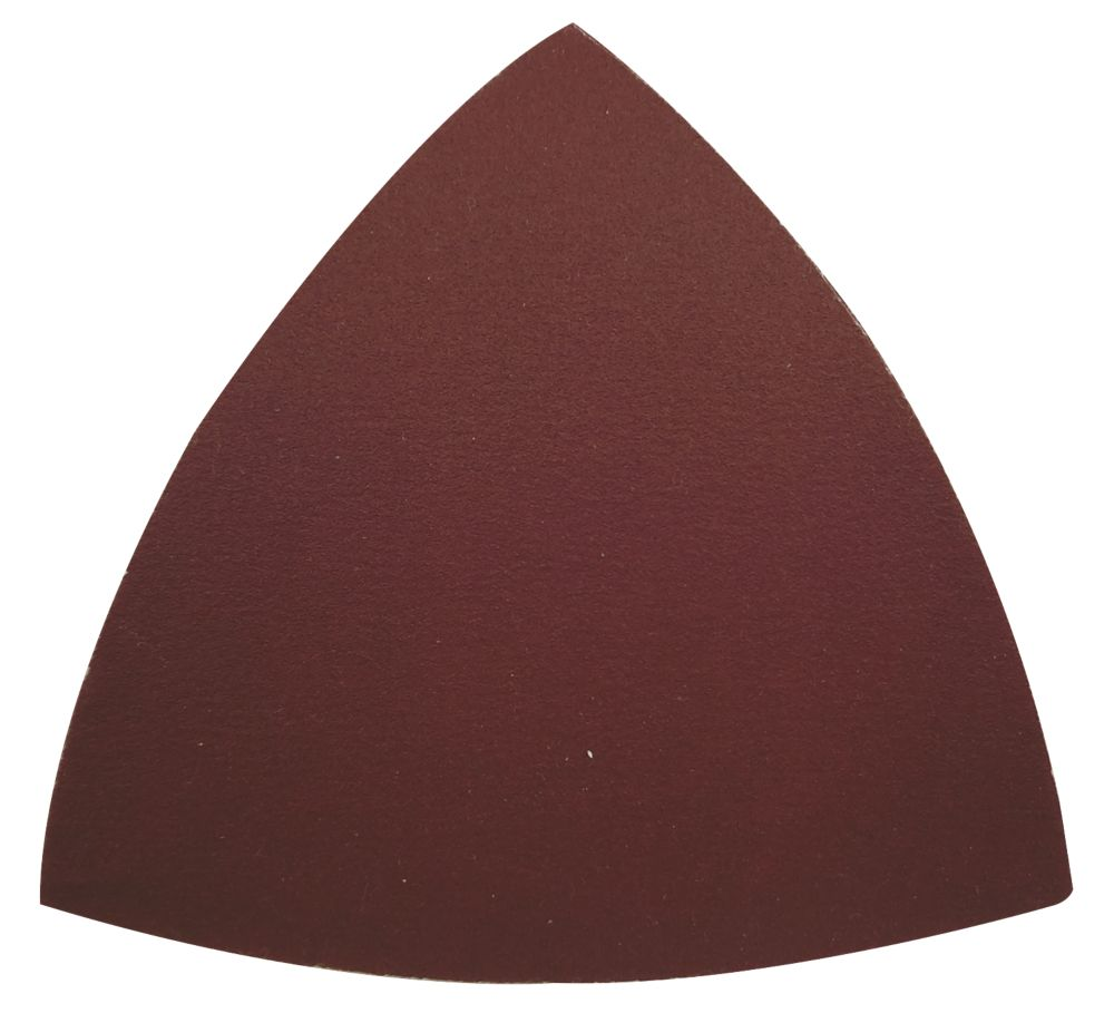 Erbauer Assorted Grit Sanding Sheets 93 x 93mm 10 Pieces