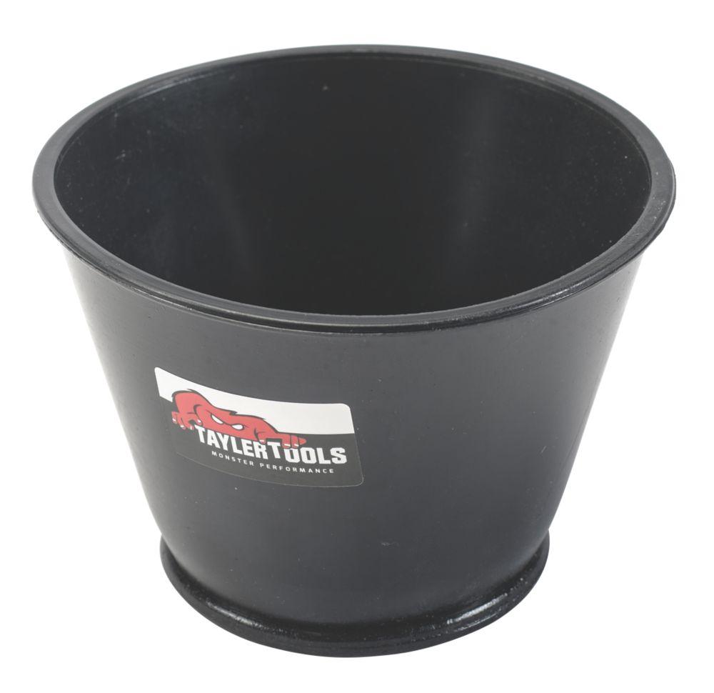 Tayler Tools PVC Plasterers Bowl 1Ltr