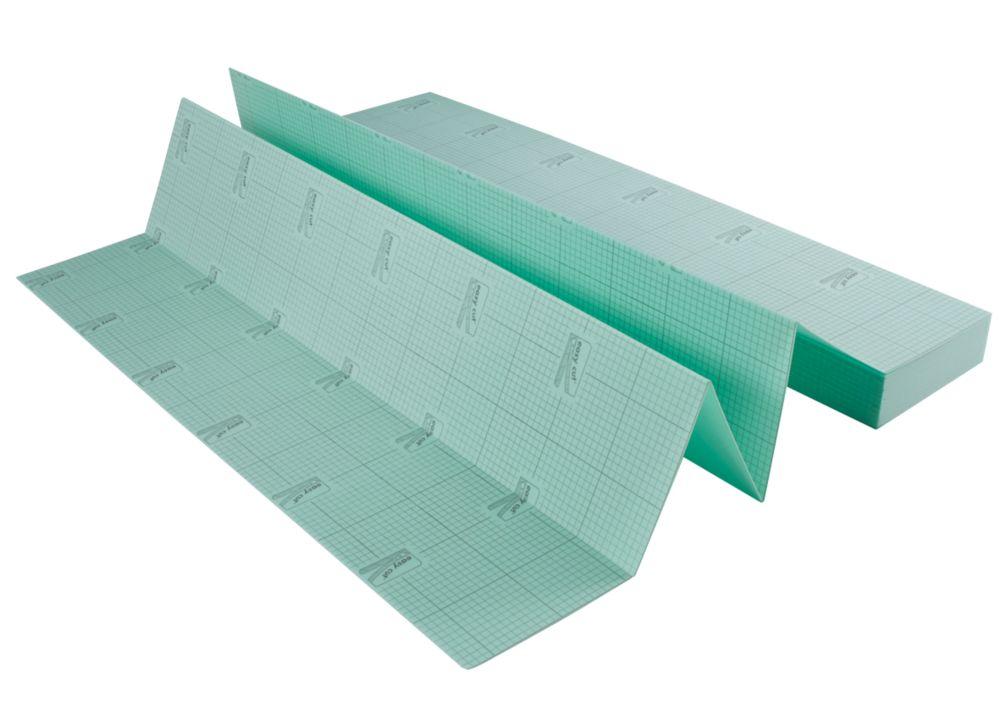 Comfort Extruded Polystyrene Foam Underlay 15m²