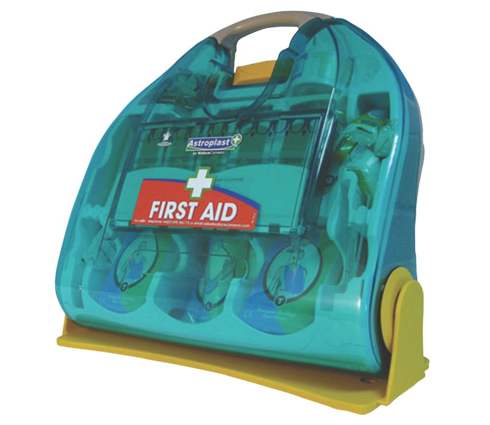 Wallace Cameron 1002108 Adulto 10 Person HSE First Aid Kit