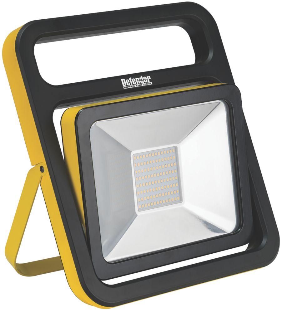 Defender  Slimline LED Work Light 50W 110V