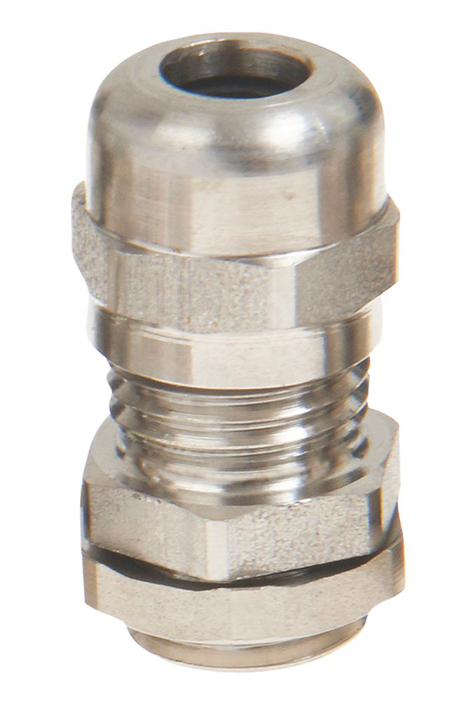 Schneider Electric 304L Stainless Steel Cable Glands  M32 2 Pack