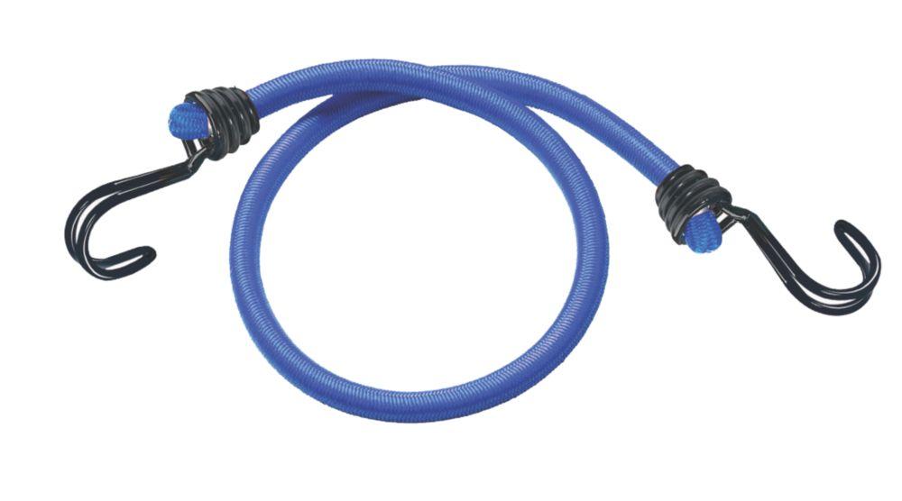 Master Lock Reverse Hook Bungee Cords 1200 x 8mm 2 Pack