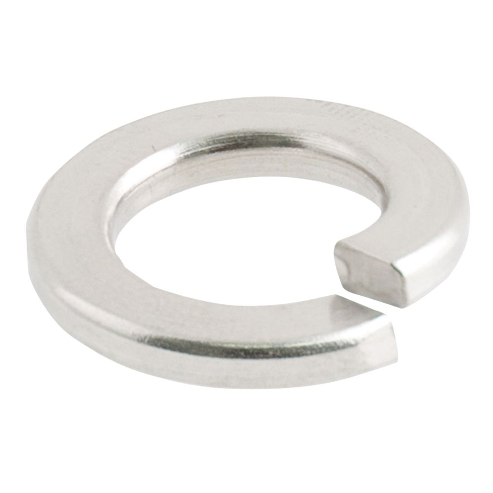 Easyfix A2 Stainless Steel Split Ring Washers M10 x 2.2mm 100 Pack