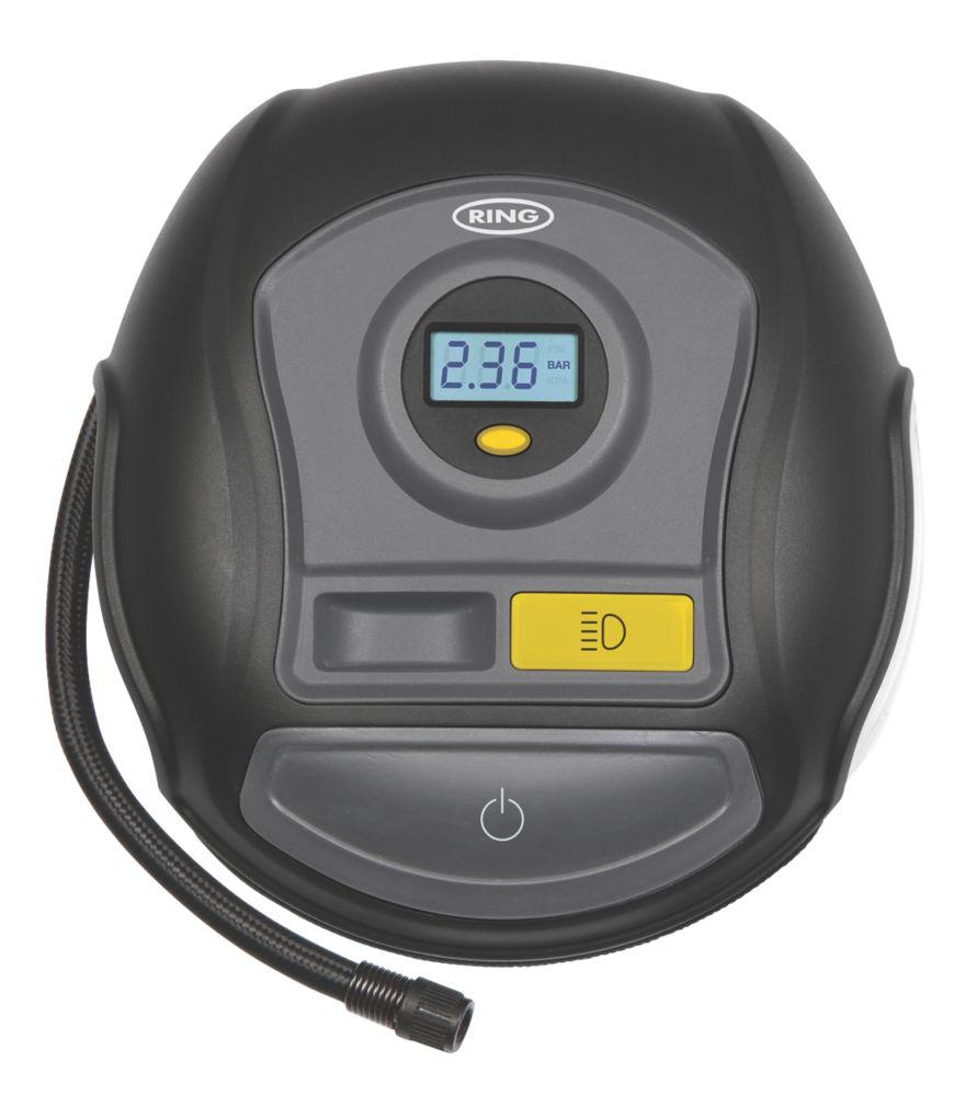 Ring RTC400 Digital Tyre Inflator 12V
