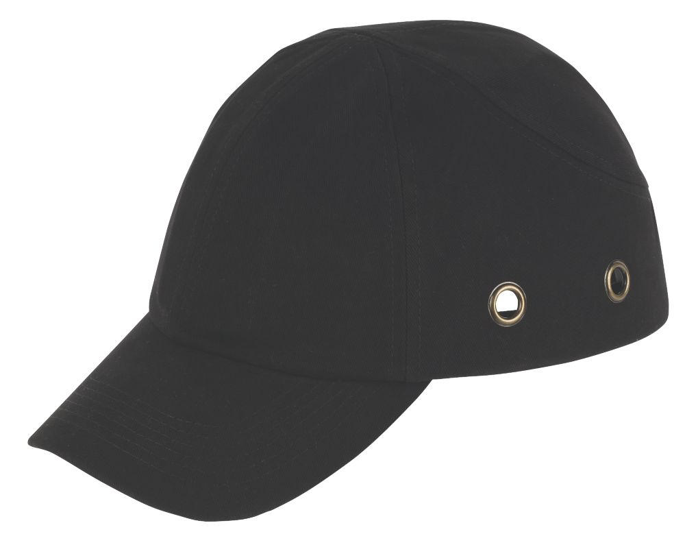 Site  Bump Cap Black