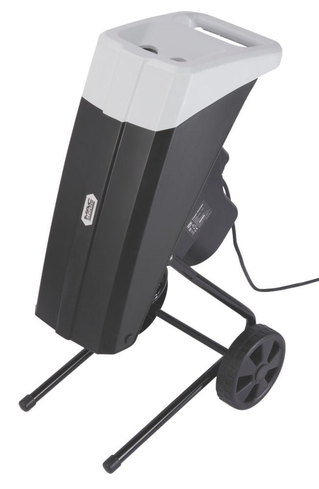 Mac Allister MIS2500 2500W 80kg/hr Cutting Shredder 220-240V