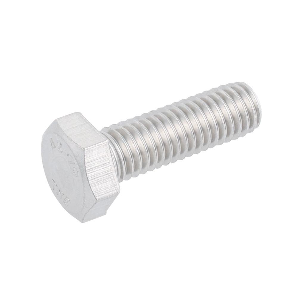 Easyfix A2 Stainless Steel Set Screws M8 x 25mm 10 Pack