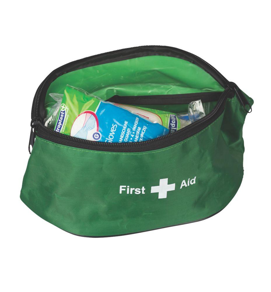 Wallace Cameron Green Bag First Aid Bum Bag