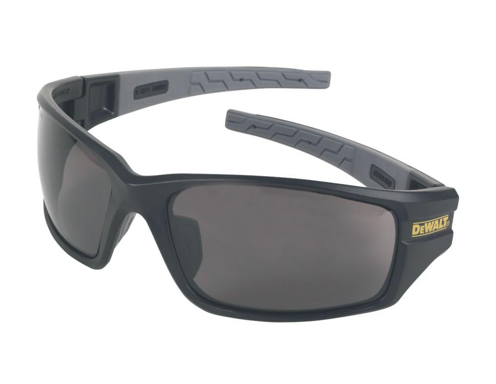 DeWalt Auger Smoke Lens Safety Specs