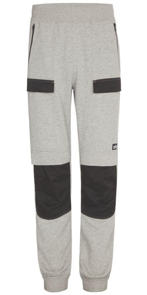 Site Malamute Jogger Trousers Grey Large