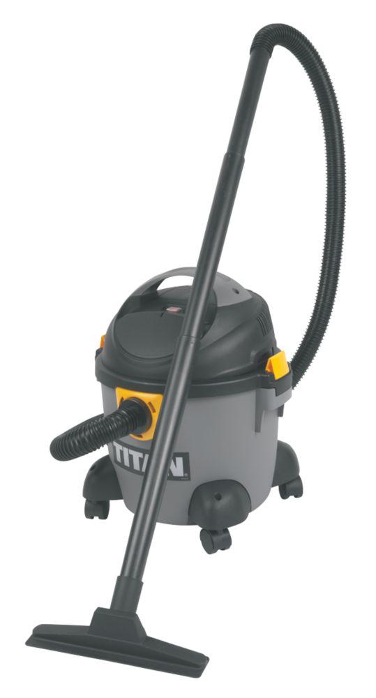 Titan TTB350VAC 1300W 16Ltr Wet & Dry Vacuum Cleaner 240V