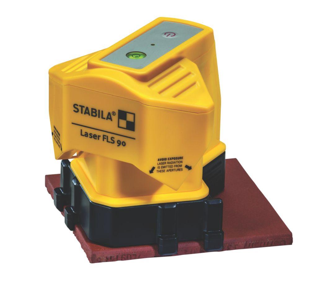Stabila FLS90 Red Self-Levelling Floor Line Laser Level