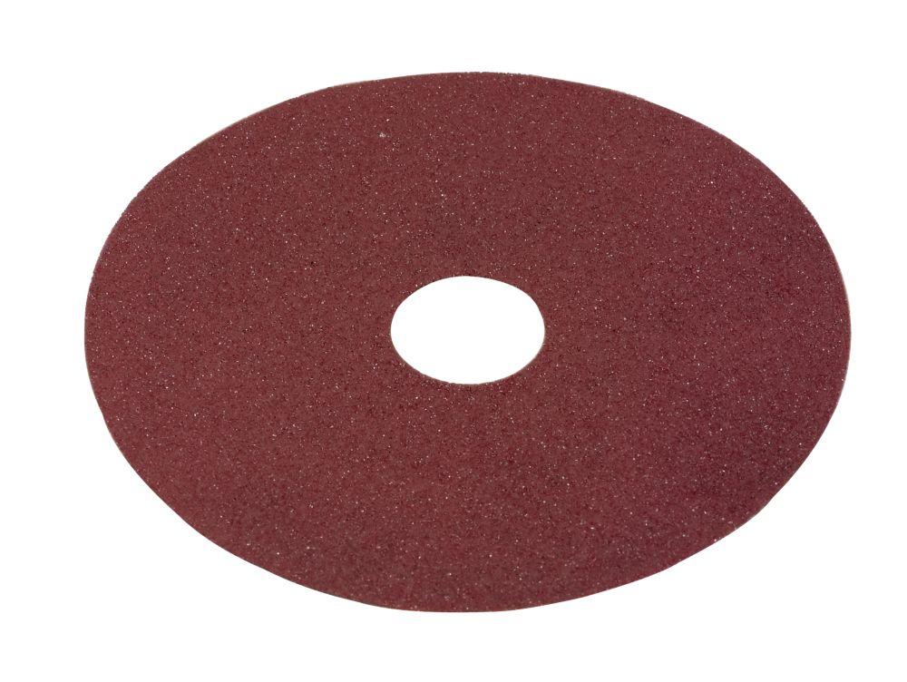 Fibre Discs 115 x 22.3mm 60 Grit 10 Pack