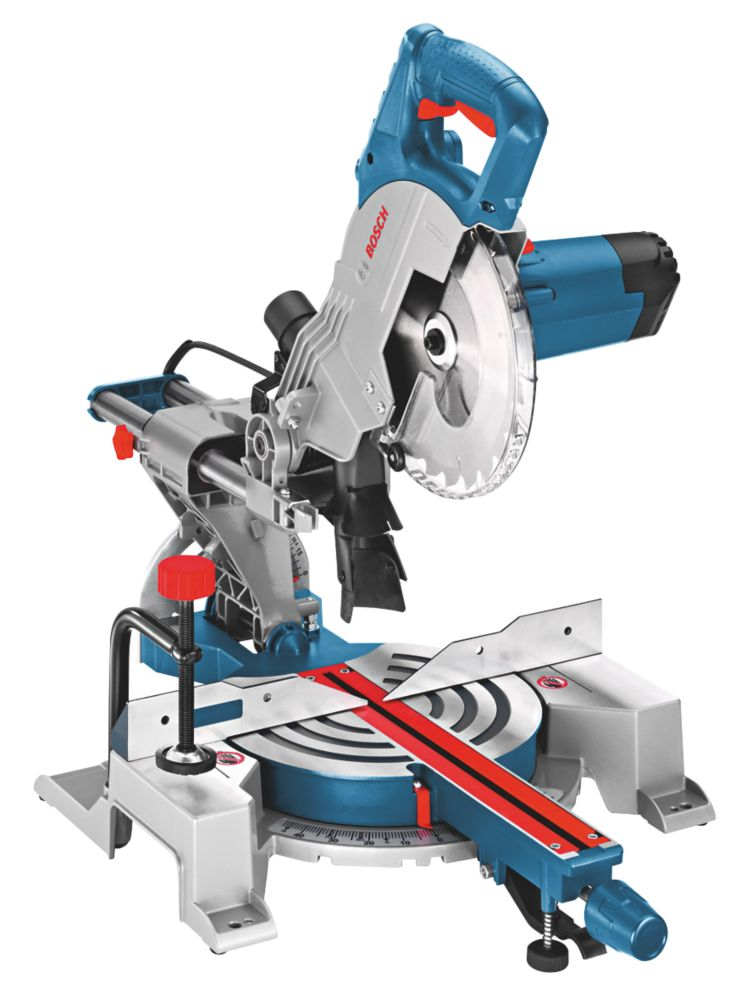 Bosch GCM800SJ2 216mm  Electric Single-Bevel Sliding Compound Mitre Saw 240V