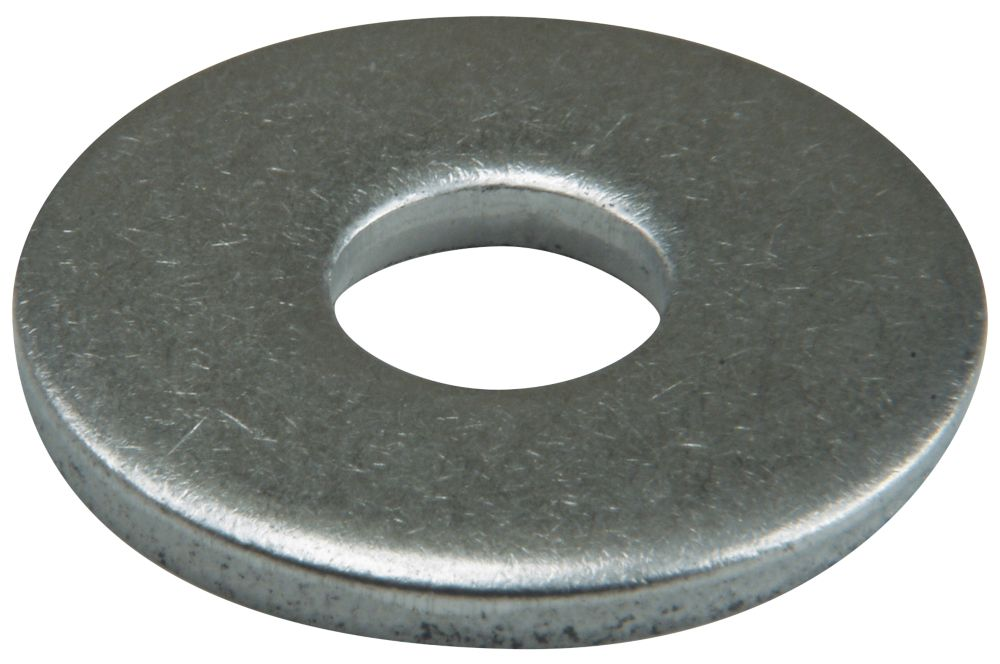 Easyfix A2 Stainless Steel Large Flat Washers M20 x 4mm 50 Pack