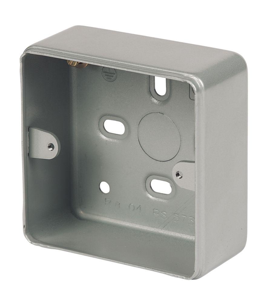 MK 1 & 2-Gang Metal-Clad Box