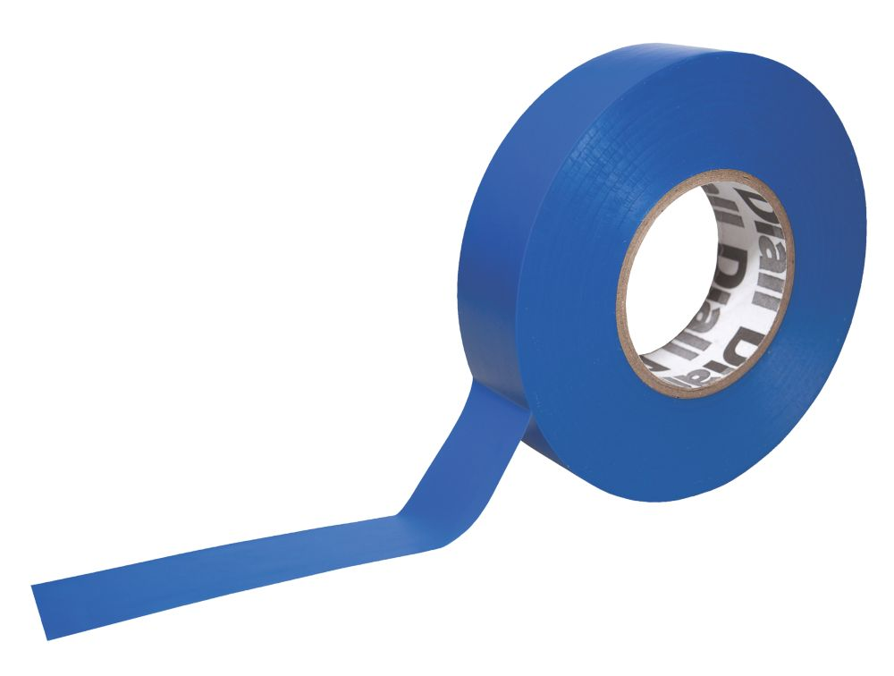 510 Insulating Tape Blue 33m x 19mm