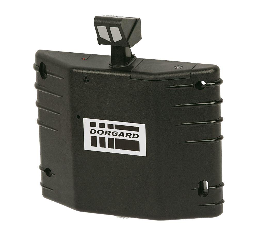 Dorgard  LL800 Hold-Open Fire Door Retainer Black