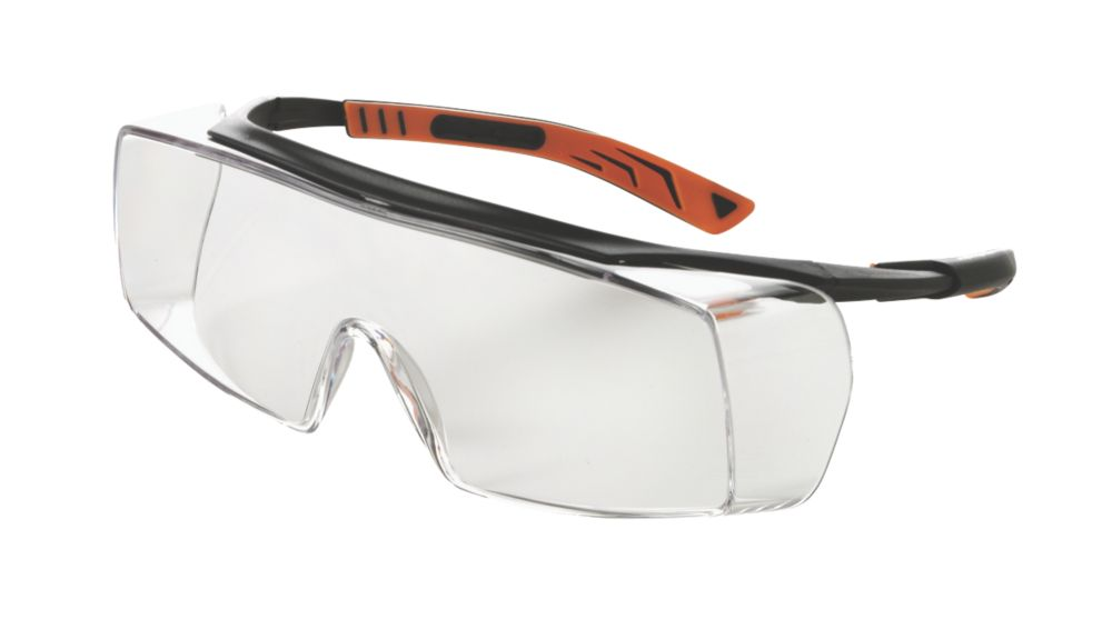 Univet 5X7 Ultimate Clear Lens Safety Overspecs