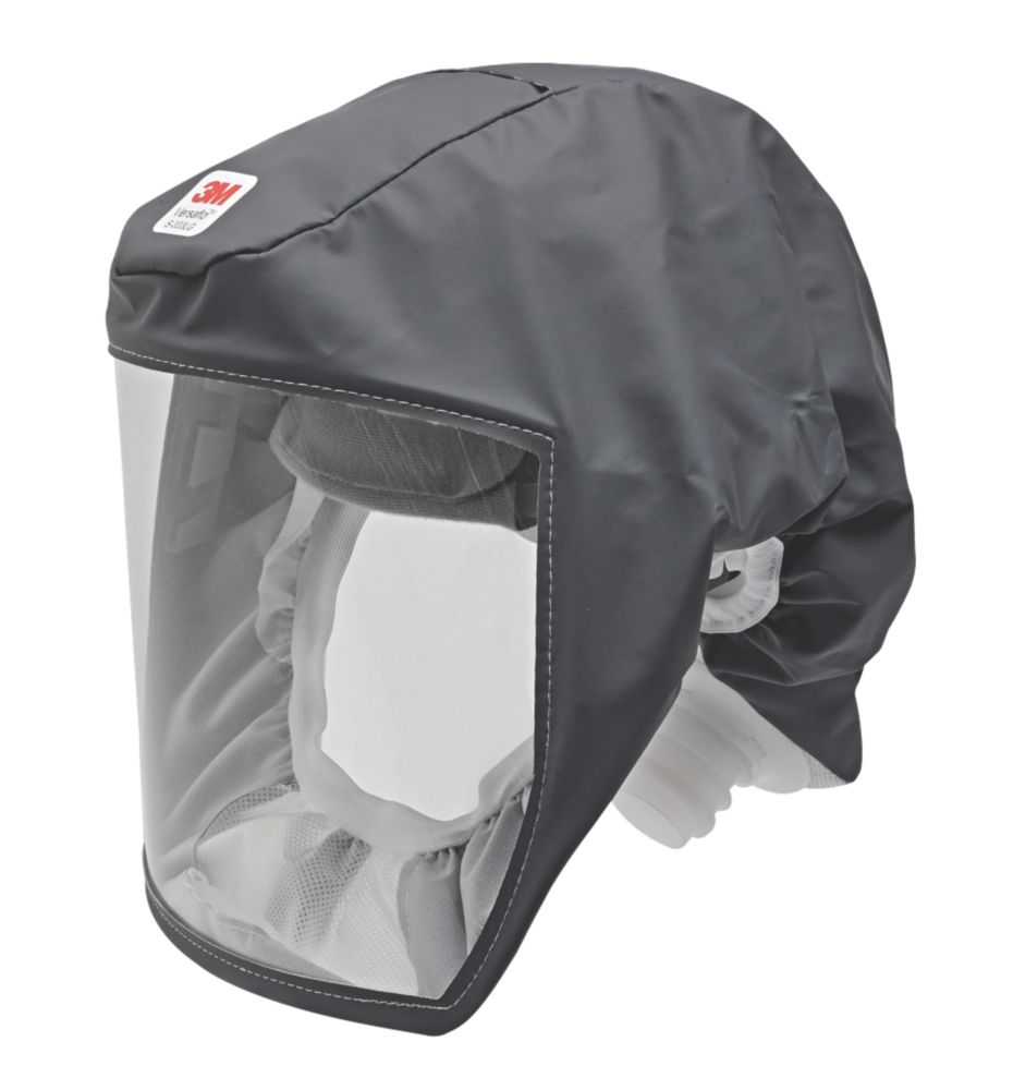 3M VersaFlo S-333 Head Cover with Integral Suspension M/L