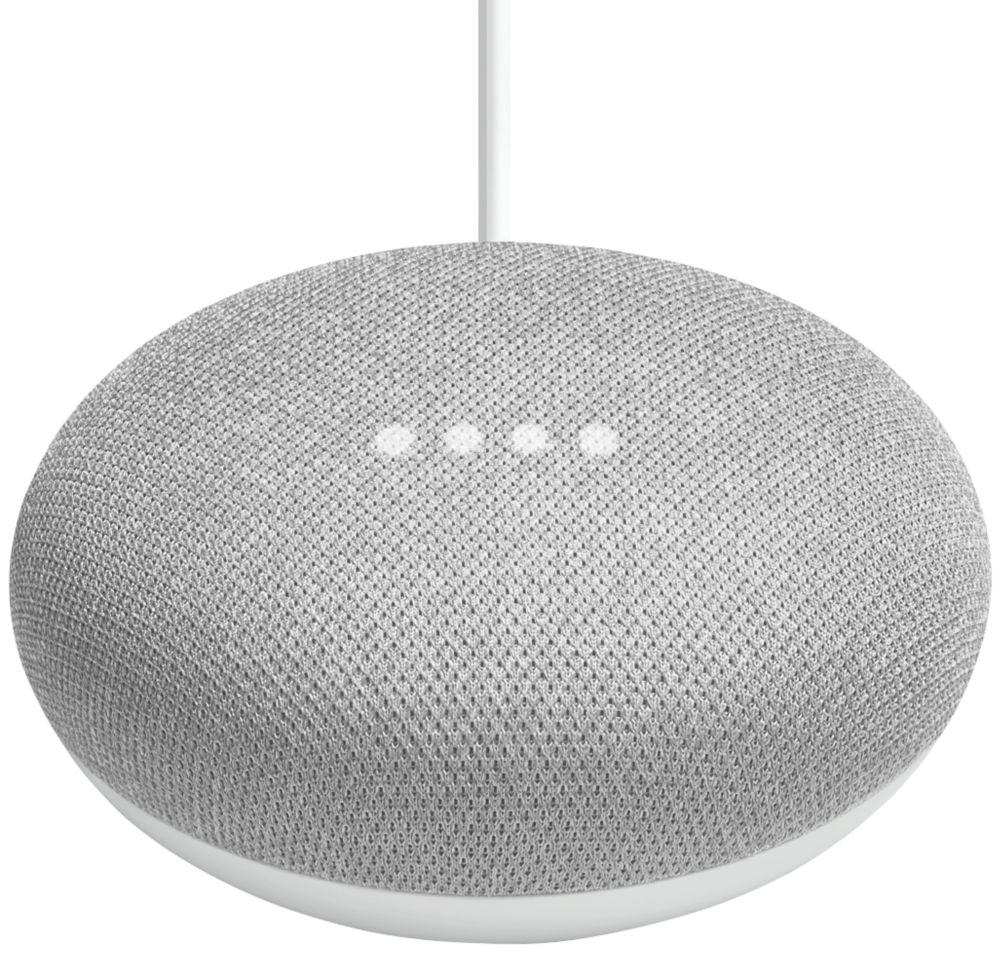 Google Home  Voice Assistant Chalk
