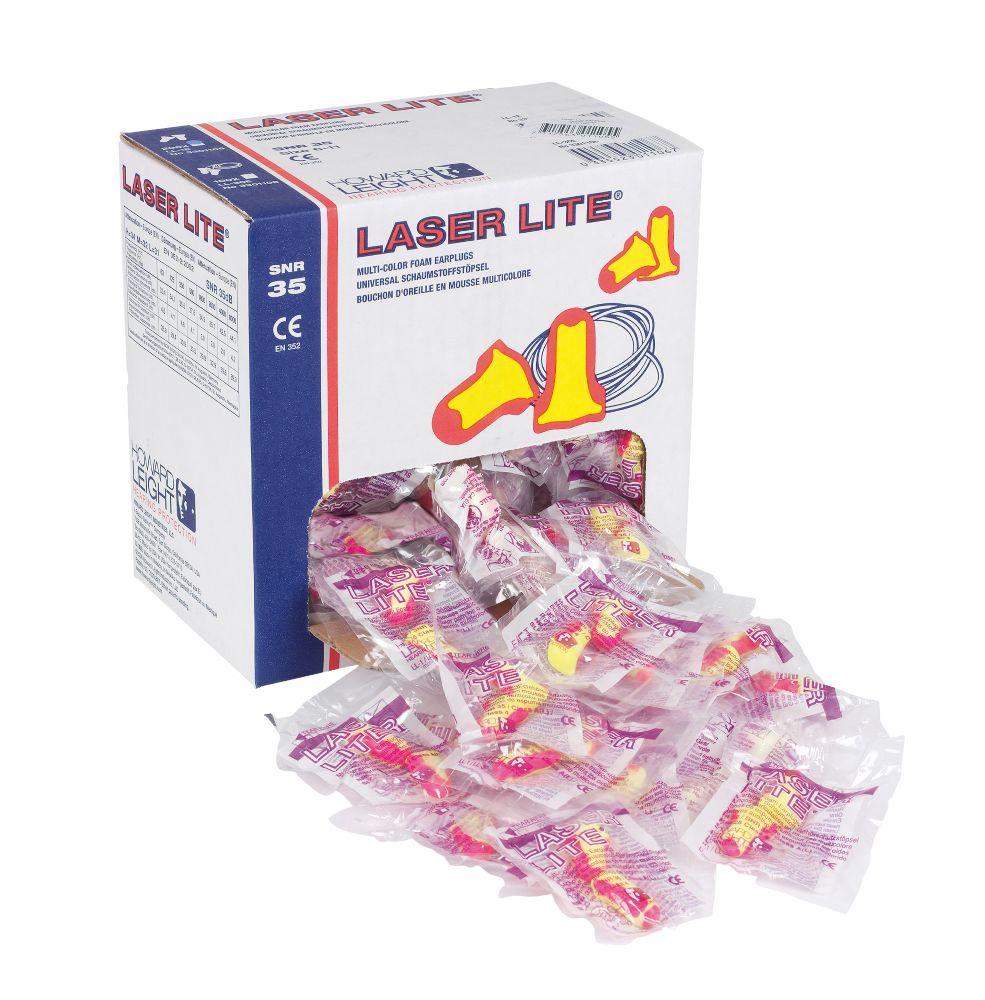 Howard Leight Laser Lite 35dB Ear Plugs 200 Pairs