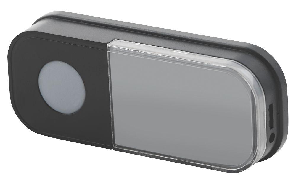 Blyss  Wireless Bell Push Black
