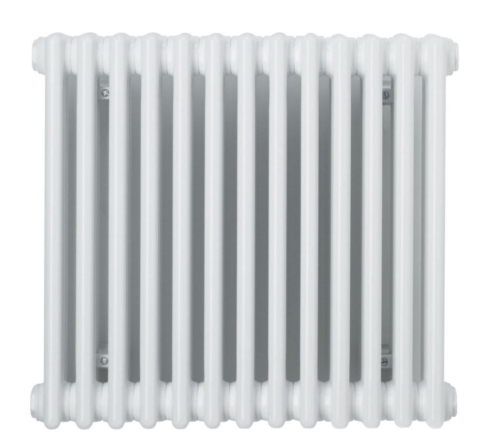 Acova  3-Column Horizontal Radiator 600 x 812mm White 3532BTU
